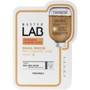 Tonymoly Master Lab Sheet Mask Snail Mucin