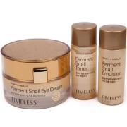 Tonymoly Timeless Ferment Snail Eye cream 30ml Set + 20ml Timeless Fer