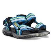 Tenson Tail Sandals Blue 31 EU